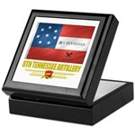 8th Tennessee Artillery Keepsake Box
