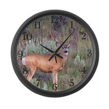 Buck Wall clocks Large Wall Clock
