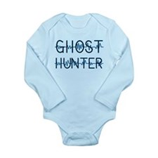 Funny Paranormal Long Sleeve Infant Bodysuit