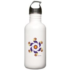 Crop Circle Water Bottle