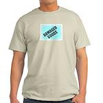 DAMAGED GOODS Ash Grey T-Shirt