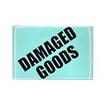 DAMAGED GOODS Rectangle Magnet (100 pack)