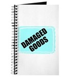 DAMAGED GOODS Journal