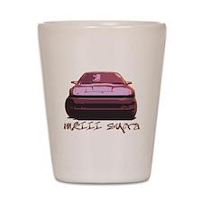 Pink MKIII Supra Shot Glass