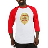 VOLUNTEER FIREFIGHTER Baseball Jersey