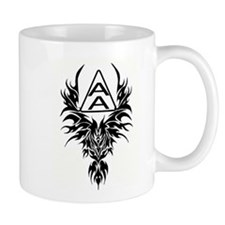 BLACK AA TRIBAL Small Mug