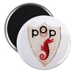 P O P Magnet