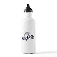 Color Guard Grad Water Bottle