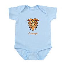 Lion Courage Infant Bodysuit