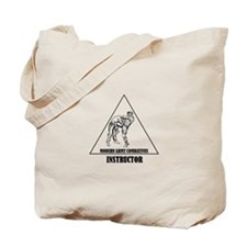 Modern Army Combatives Instructor Tote Bag