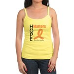 Uterine Cancer HopeMatters Jr. Spaghetti Tank