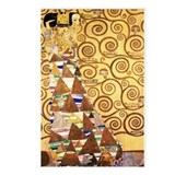 gustav klimt art Postcards (Package of 8)