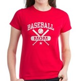 Baseball Mom Tee