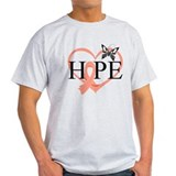 Uterine Cancer Hope T-Shirt