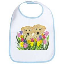 Golden Retriever Bib