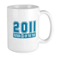2011 Father of the Year Mug