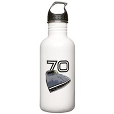 1970 Charger Water Bottle