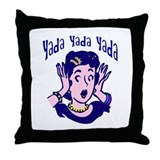 Travel Club Throw Pillow