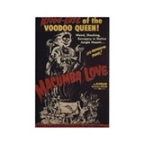 Macumba Love VooDoo Queen Film Poster Magnet