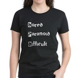 Unique Bored Tee