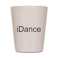 iDance Shot Glass