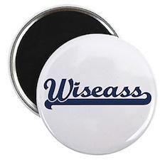 "Wiseass 2.25"" Magnet (100 pack)"