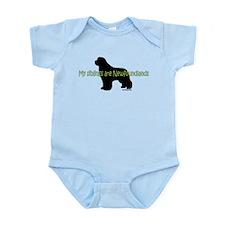 Newf Siblings Infant Bodysuit