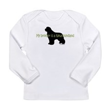 Newf Brother Long Sleeve Infant T-Shirt