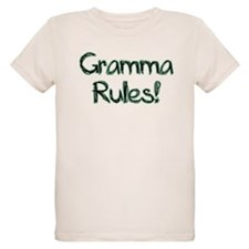 Gramma Rules! T-Shirt