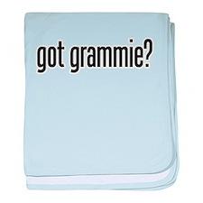 got grammie? baby blanket