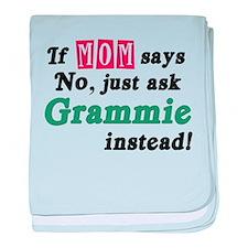 Just Ask Grammie! baby blanket