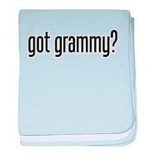got grammy? baby blanket
