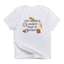 What Happens at Grandpa's... Infant T-Shirt