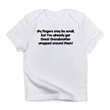 Great Grandmother Wrapped Infant T-Shirt