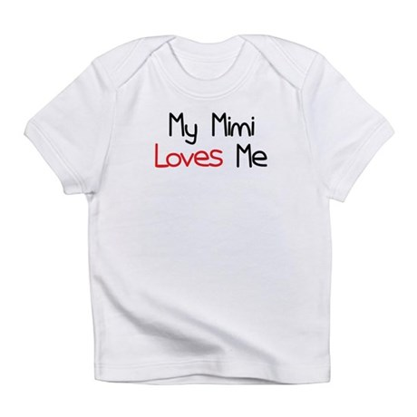 My Mimi Loves Me Infant T-Shirt
