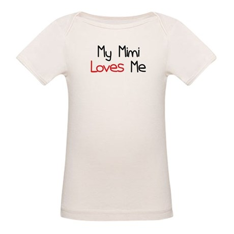 My Mimi Loves Me Organic Baby T-Shirt