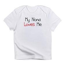 My Nona Loves Me Infant T-Shirt
