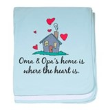 Oma baby gifts Blanket