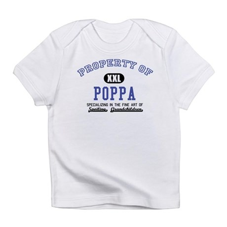 Property of Poppa Infant T-Shirt