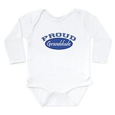 Proud Granddude Baby Suit