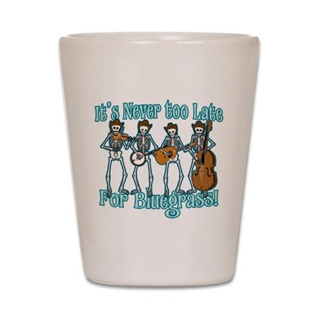 Bluegrass Beyond Shot Glass