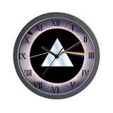 Funny Dark side of the moon Wall Clock
