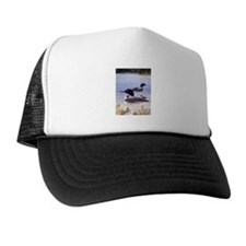 Loons with Chick Trucker Hat