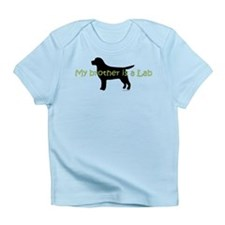 My Brother is a Lab Infant T-Shirt