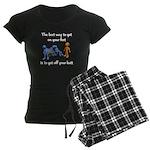 The Best Way Women's Dark Pajamas