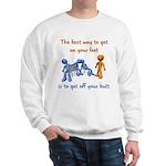 The Best Way Sweatshirt