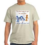 The Best Way Light T-Shirt