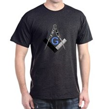Masonic Square and Compass #2 T-Shirt