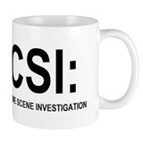 CSI:Crime Scene Investigation Small Mugs