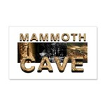 ABH Mammoth Cave 22x14 Wall Peel